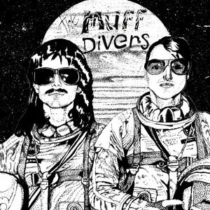 MUFF DIVERS - Dreams of the gentliest texture LP