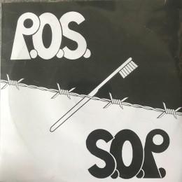 """P.O.S. - s/t 7"""""""