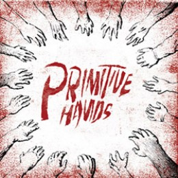 PRIMITIVE HANDS - s/t LP