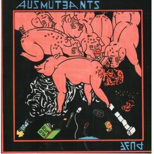 "AUSMUTEANTS / PUFF - split 7"""