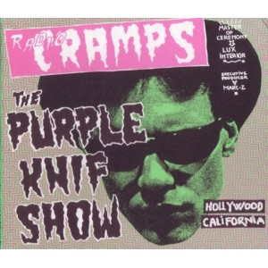 V/A - RADIO CRAMPS - THE PURPLE KNIF SHOW 2xLP