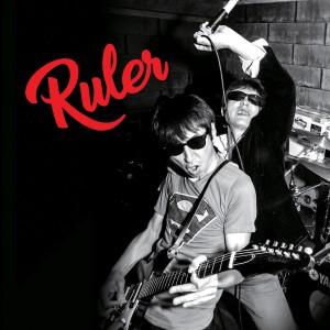 "RULER - Tiger / Gimme Some Noise 7"""