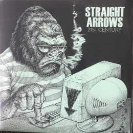 STRAIGHT ARROWS - 21st Century 7""
