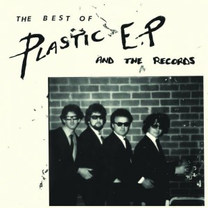 PLASTIC EP & THE RECORDS - Best of 7""