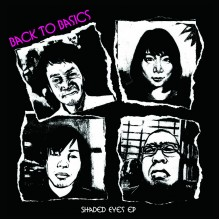 BACK TO BASICS - Shaded Eyes 7""