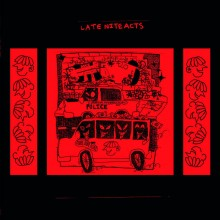 BETA BOYS - Late Nite Acts LP