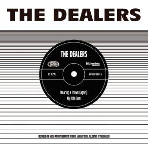 DEALERS, THE - Turning Upside Down 7""