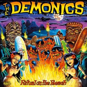 DEMONICS - Ritual on the Beach LP
