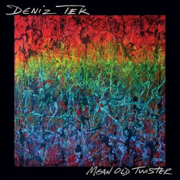 DENIZ TEK - Mean Old Twister LP