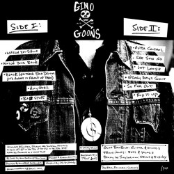 GINO & THE GOONS - Rip It Up LP