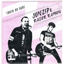 "JONZIP & RAZOR RAMON - Truth or Dare 7"""