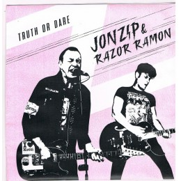 JONZIP & RAZOR RAMON - Truth or Dare 7""