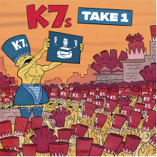 K7s, THE - Take 1 LP