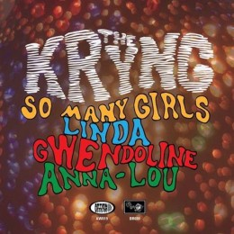 KRYNG, THE - So Many Girls 7""