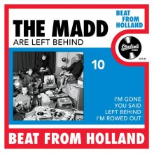 MADD, THE - are left behind 7""