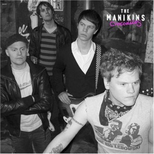 MANIKINS - Crocodiles LP