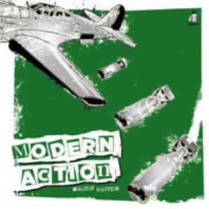 MODERN ACTION - Molotov Solution LP