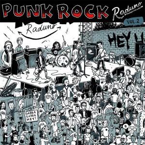 V/A - PUNKROCK RADUNO Vol.2 LP