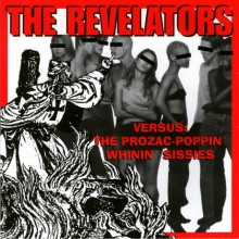 REVELATORS, THE - Serve the man / Crawdad 7""