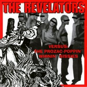 "REVELATORS, THE - Serve the man / Crawdad 7"""