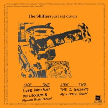 SHIFTERS, THE - Just Sat Down 7""