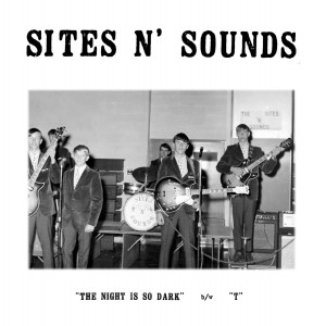 """SITES N' SOUNDS - The Night is so Dark 7"""""""