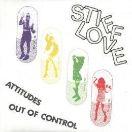 """STIFF LOVE - Attitudes 7"""""""