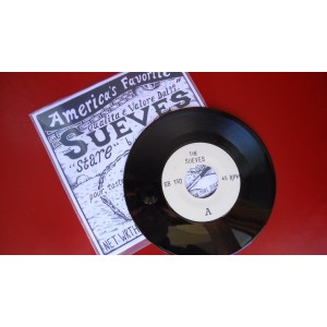 """SUEVES, THE - Stare / Deal 7"""""""