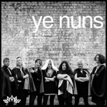 YE NUNS - I Don't Want To Do This Again / Don't Worry 7""