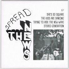 NEWS, THE - Spread the News 7""