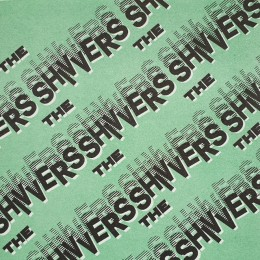 """SHIVVERS, THE - Teenline / When I was younger 7"""" (green sleeve)"""