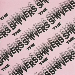 """SHIVVERS, THE - Teenline / When I was younger 7"""" (pink sleeve)"""