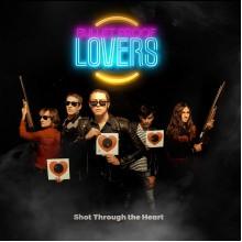 BULLETPROOF LOVERS - Shot Through the Heart LP