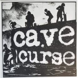 "CAVE CURSE - Buried / Trash People 7"""