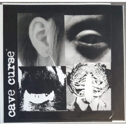 CAVE CURSE - Buried / Trash People 7""