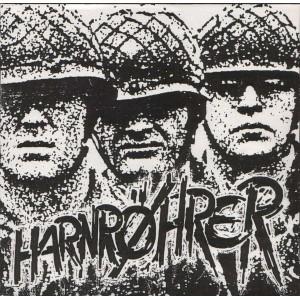 """HARNRÖHRER - s/t 7"""""""