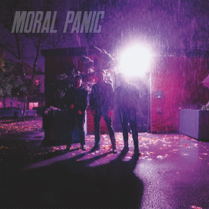 MORAL PANIC - s/t LP