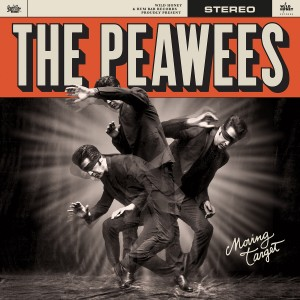 PEAWEES, THE - Moving Target LP