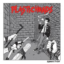 PLASTIC HEADS - Nowhere to run LP