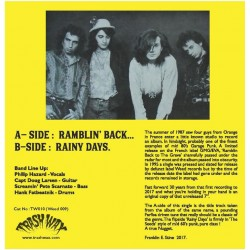 RAMBLERS, THE - Ramblin' Back To The Grave 7""