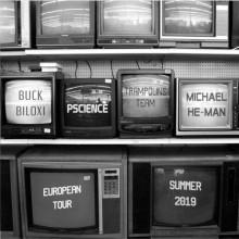 "V/A - BUCK BILOXI - PSIENCE - TRAMPOLINE TEAM - MICHALE HE MAN 7"""