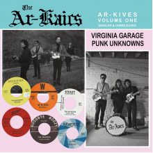 THE AR-KAICS - The Ar-Kives Vol.1 LP