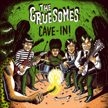 GRUESOMES, THE - Cave In! LP