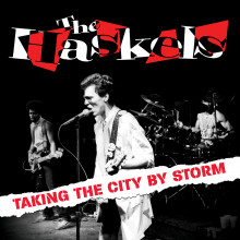 HASKELS, THE - Taking The City By Storm LP (Black Vinyl)