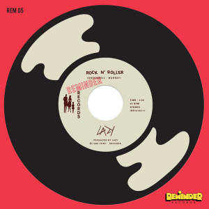 "LAZY - Rock n Roller / Am I dreaming 7"""