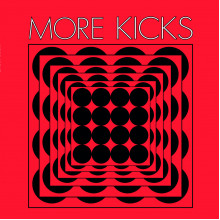 MORE KICKS - s/t LP