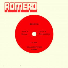 "ROMERO - Honey / Neopolitan 7"""