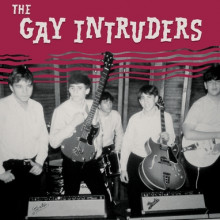GAY INTRUDERS - In the race / It's not today 7""