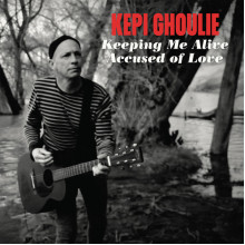 "KEPI GHOULIE - Keeping Me Alive / Accused of Love 7"""