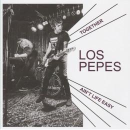 "LOS PEPES / JIBAROS - split 7"""